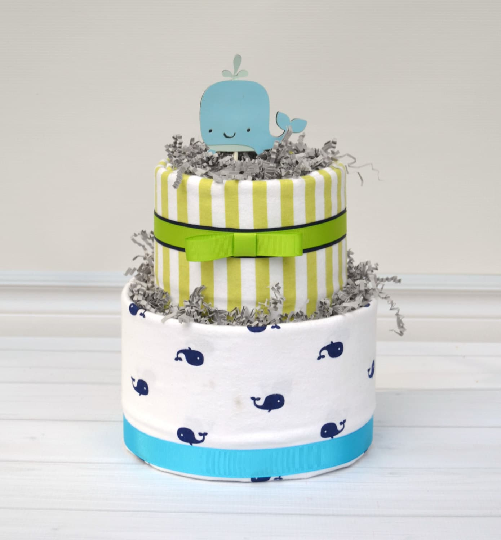 Nautical Birthday Cake Topper Nautical Baby Shower Decorations