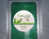 Sinus Relief Soap - Allergy Relief -  Glycerin Bar -  Made To Order - 4 oz
