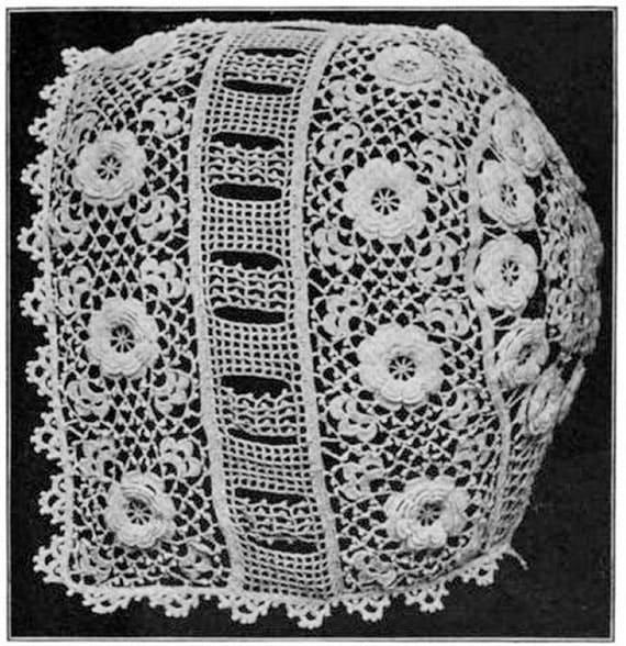 antique pattern library irish crochet hairstylegalleriescom