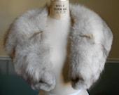 Fox Fur Collar / Hugh Fox Collar