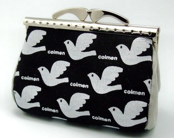 SALE - Piegon - Small clutch / Coin purse (S-256) R1
