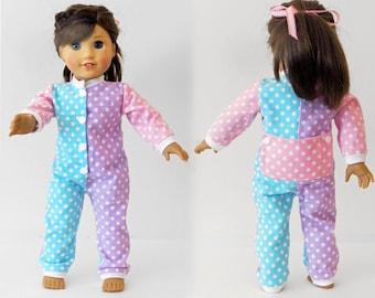 Pajamas for American Girl Doll