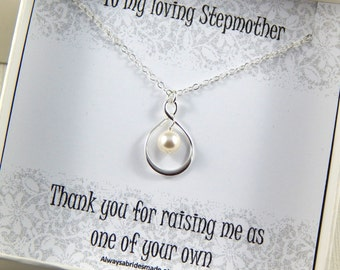 Step Mother Of The Bride Gift - Gift Boxed Jewelry Thank You Gift