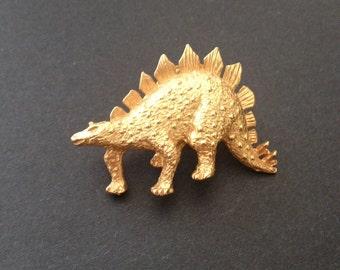 Stegosaurus Tack Pin