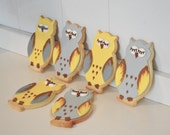 Owl Sugar Cookies - 1 dozen