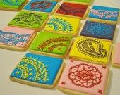 Henna Cookies - 1 dozen