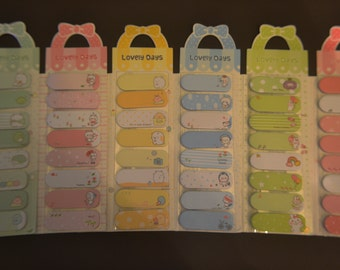 Lovely Day Stickers (TAB-107)