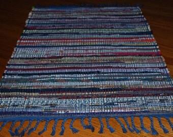 Handwoven Rag Rug