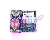 First Aid Kit - Folk Bloom - emergency kit first aid pouch medicine bag