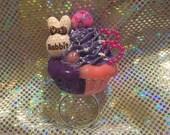 Kawaii Fairy Kei Scented Cupcake Ring