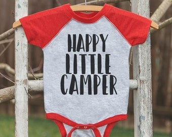 Happy little camper | Etsy