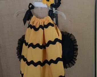 Infant Bumble Bee Costume  - ready to ship NOW