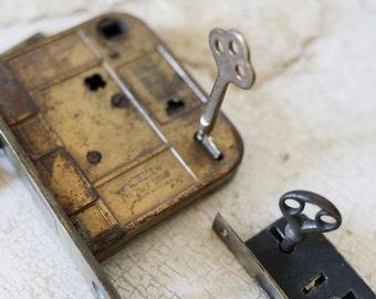vintage lock sets