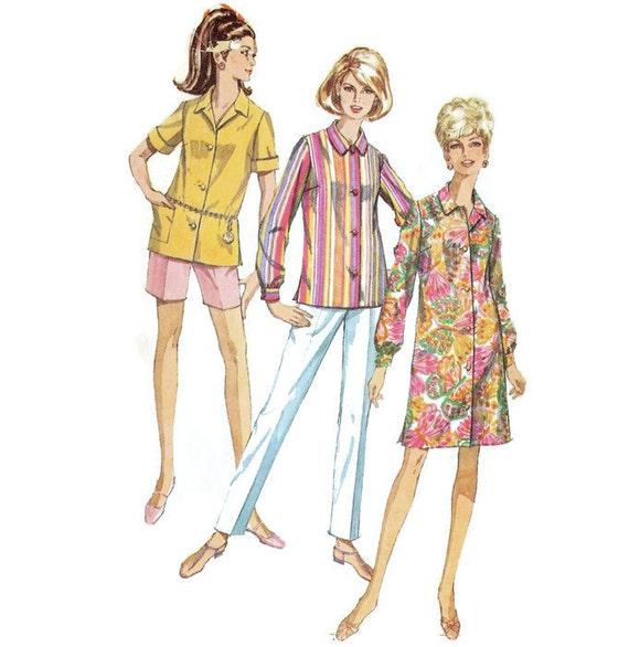 1960 S Blouse Dress 59