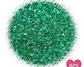 Dark Green Sparkling Sugar, Green Sprinkles, Christmas Sprinkles, St. Patrick's Day Sprinkles, Christmas Cookie Sprinkles, Edible Sprinkles