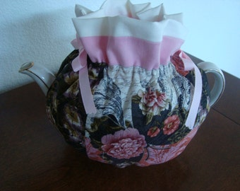 Butterflies and Flowers Tea Pot Cozy