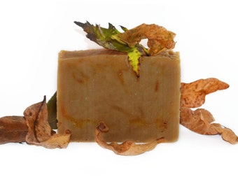 Autumn Soap, cold process, handmade soap, natural, Fall soap