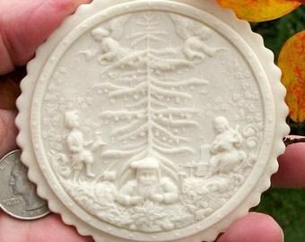1937-4 Lemgo Christmas Cookie / Marzipan Mold