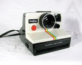 SX-70 Polaroid One Step Rainbow Instant Camera