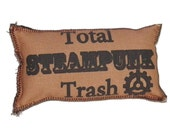 Total Steampunk Trash Catnip Toy