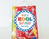"Last Day of School Stickers - ""Have a KOOL Summer"" - Sheet of 12 or 24"