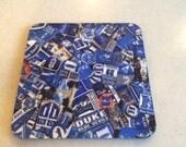 Duke University Coaster