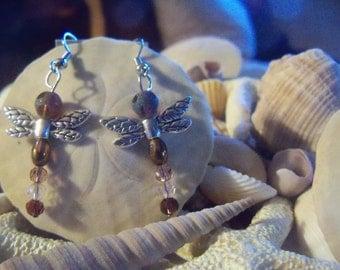 My Dragonfly Earrings