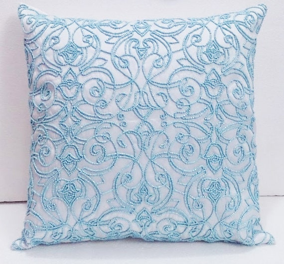 kilim pillow white pillow beaded pillow dec pillows decorative