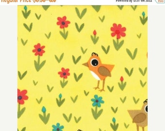 Up to 65% off sale Oink a Doodle Moo yellow sunshine baby chick by Jenn Ski for Moda 30525 19