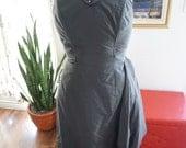 Amazing vintage 1950s repro bombshell plus size dress
