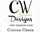Custom Listing for Lauren - Miami