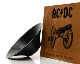 The AC/DC For Those About To Rock GrooveBowl