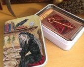 Tarot, Oracle Tin Crone of the Well Worn Path Oracle Deck,