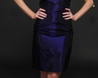 Short Halter Dress Halter Prom Dress Homecoming Dress Backless Prom Dress Open Back Dress Short Prom Dress Backless Dress Purple Prom Dress
