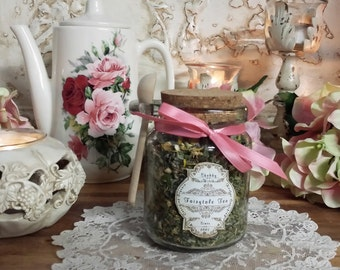 Fairytale Tea,  Certified Organic Herbal Tea