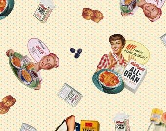 Kelloggs Vintage Sassy Ladies Toss