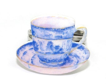 Afternoon Tea Cup Ring