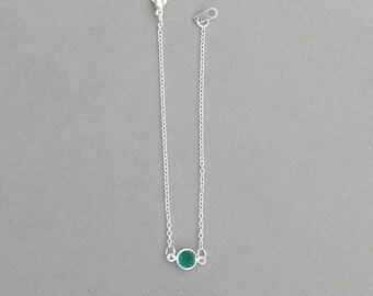 Swarovski May Birthstone Bracelet