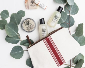 Eco-Friendly Travel Kit - Lavender, Lemongrass, or Peppermint