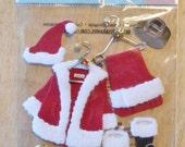 Jolees Boutique Santa Suit 3D sticker set