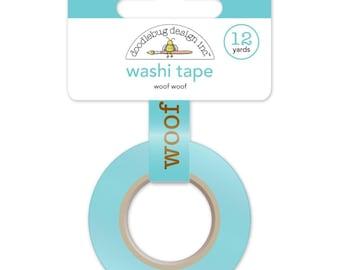 Doodlebug WOOF WOOF Washi Tape - 12 yards