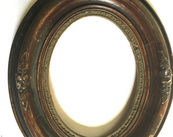 Old Ornate Picture Frame