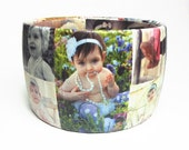 Personalized Photo Bracelet - Custom Photo Bangle - Best Birthday Gift for Mom - Photo Bracelet - Custom Portrait Jewelry - Photo Jewelry