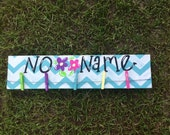 No Name Papers Board for the Teachers Classroom
