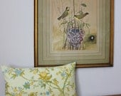 Hooded Warbler Art