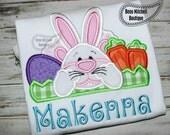 Bunny patch applique