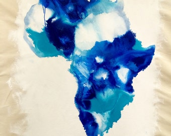 "Africa (8""x10"" Print)"