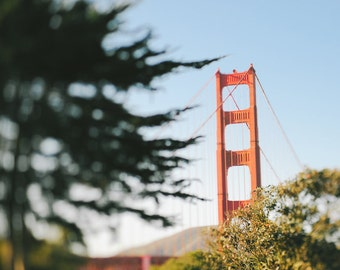 Golden Gate ||| San Francisco | Golden Gate Bridge | Travel Photography | California | Landscape