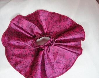 MSD BJD Circle Black with Pink Lace Print # 2
