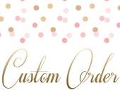 Custom Listing for Virginia Hickey